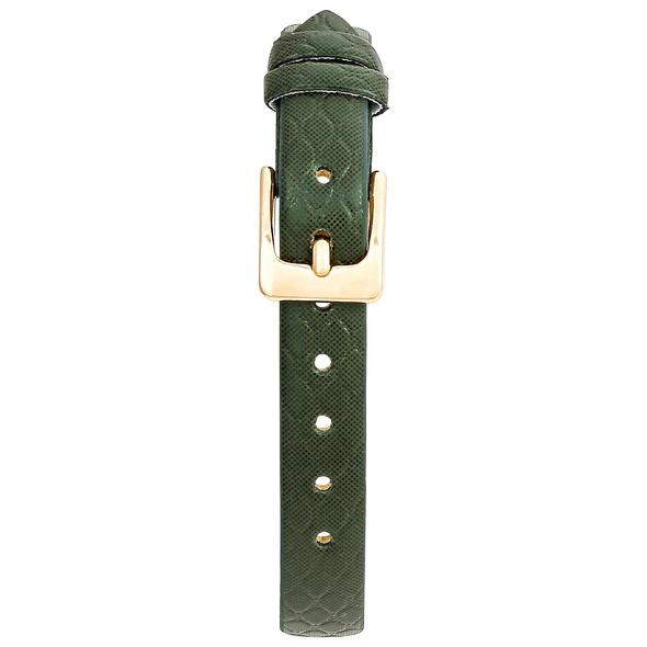 Damenuhr - Green Snake
