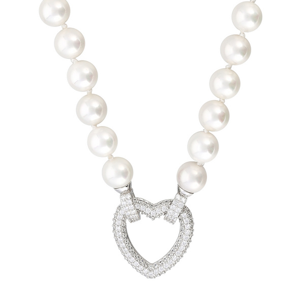 Collier - Hearty Pearl
