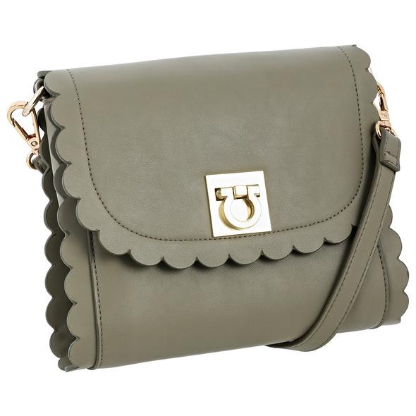 Handtasche - Wavy Khaki