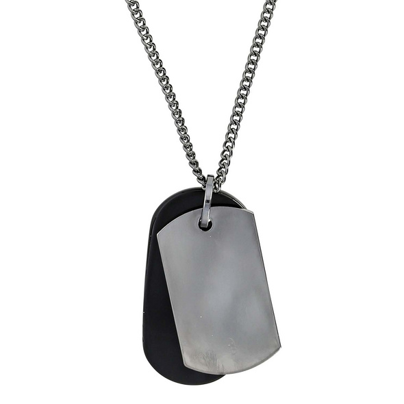 Herren Kette - Military Dog Tag