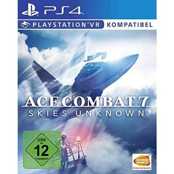 PlayStation VR Ace Combat 7