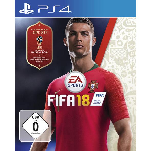 Electronic Arts Fifa 18