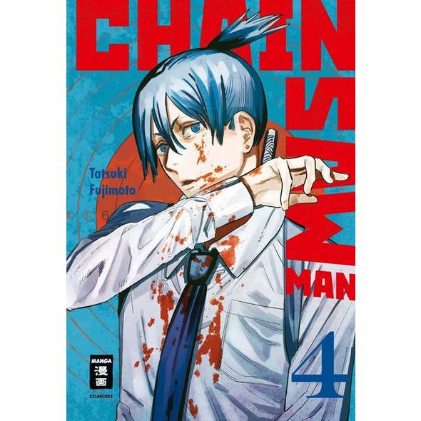 Chainsaw Man 04