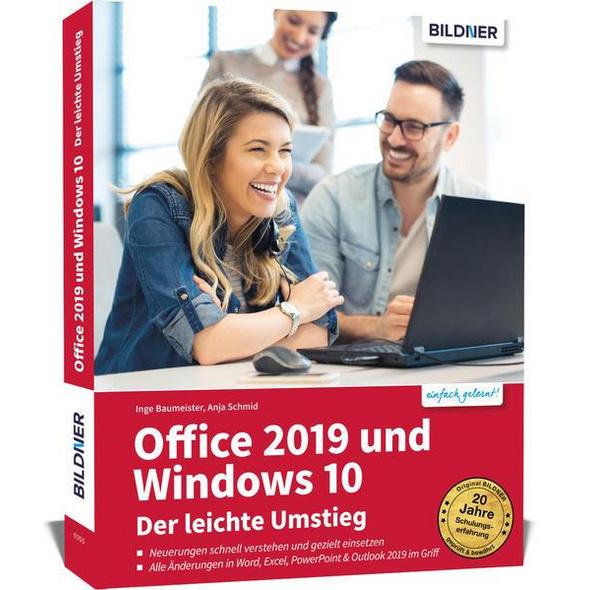 Office 2019 und Windows 10 - Der leichte Umstieg
