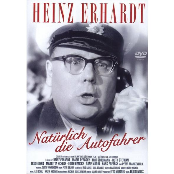 Heinz Erhardt - Natürlich die Autofahrer (remastered)