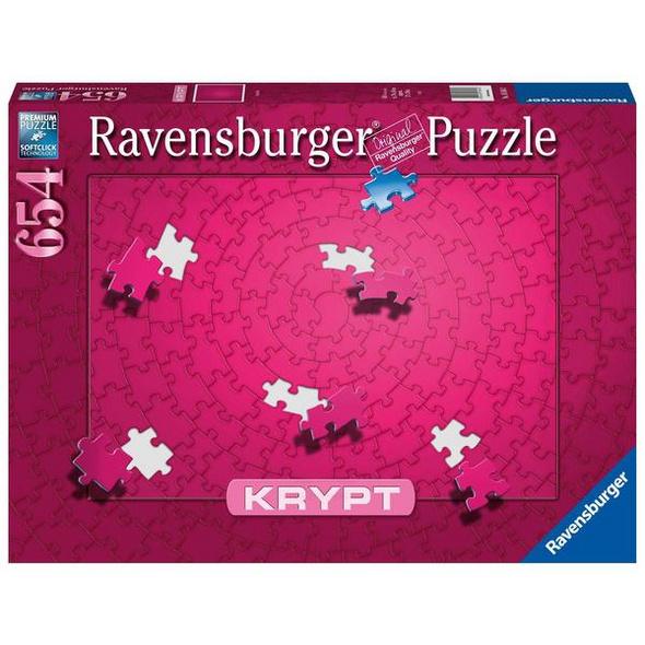 Ravensburger 16564 - Krypt Pink, Puzzle,