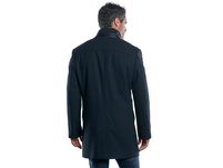 Mantel mit herausnehmbarem Inlet