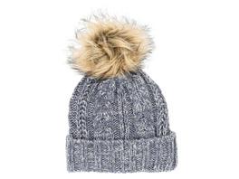 Mütze - Blue Knit