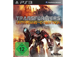 Activision Transformers Untergang von Cybertron