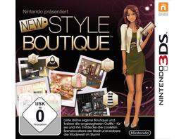 Nintendo New Style Boutique
