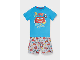 Cars - Shorty-Pyjama - Bio-Baumwolle - 2 teilig
