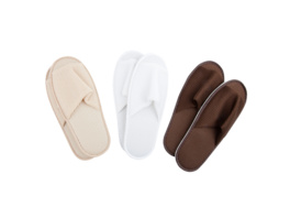 1 Paar Wellness-Slipper